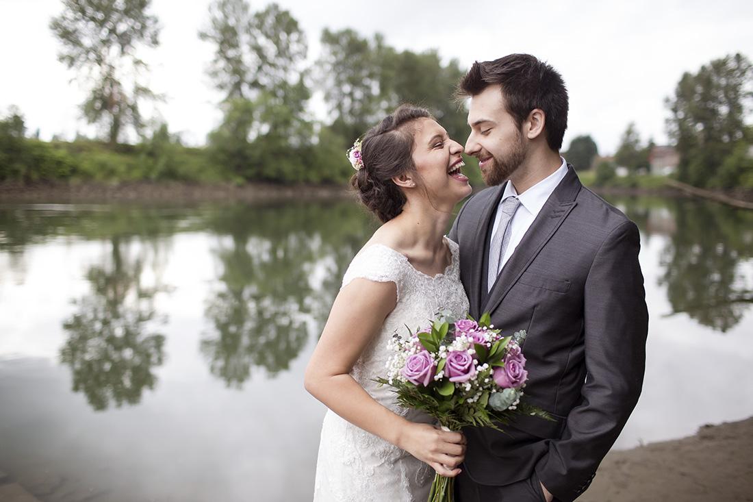 Wedding shoot in Medical Lake, WA