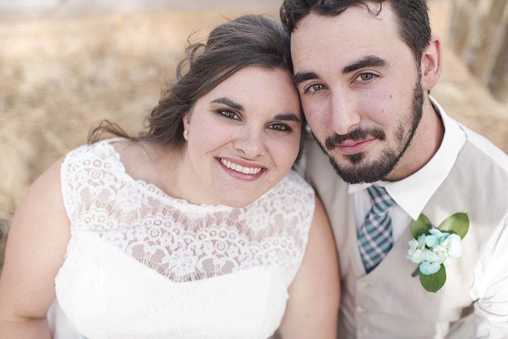 Creative wedding photo shoot